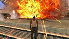 New Realistic Effects 4.0 Full Final Version for GTA San Andreas