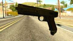 AP Pistol from GTA 5 for GTA San Andreas