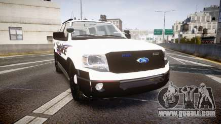 Ford Expedition 2010 Delta Police [ELS] for GTA 4