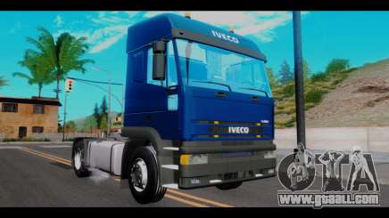 Iveco Eurotech for GTA San Andreas