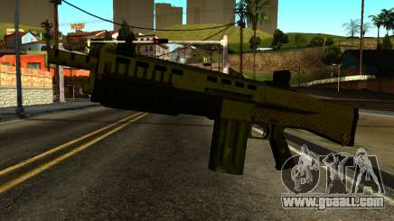 Bullpup Shotgun from GTA 5 for GTA San Andreas