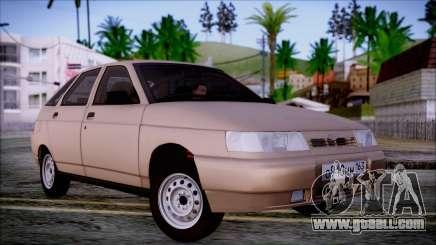 Lada 2112 for GTA San Andreas