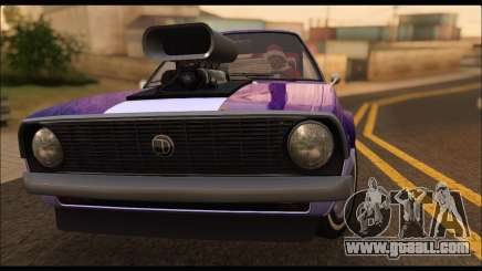 Declasse Rhapsody v2 (Fixed Extra) (GTA V) for GTA San Andreas