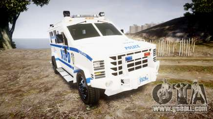 Lenco BearCat NYPD ESU [ELS] for GTA 4