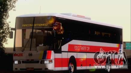 Nissan Diesel UD Peoples Transport Corporation for GTA San Andreas