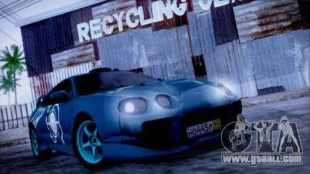 Toyota Сelica for GTA San Andreas