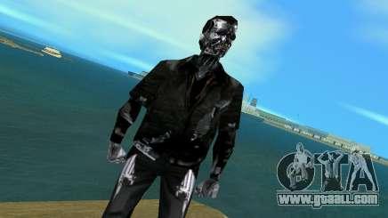 Terminator 2 for GTA Vice City