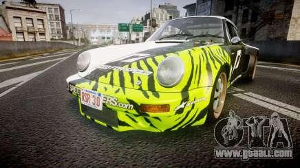 Porsche 911 Carrera RSR 3.0 1974 PJnfs666 for GTA 4