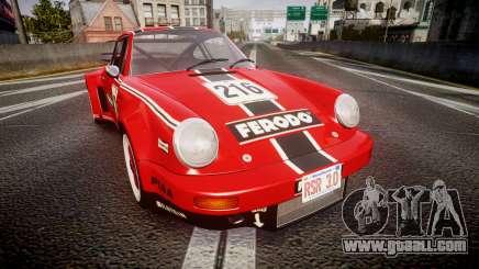 Porsche 911 Carrera RSR 3.0 1974 PJ216 for GTA 4