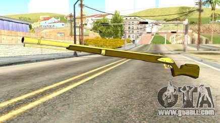 Rifle from GTA 5 for GTA San Andreas