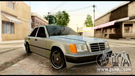 Mercedes-Benz 190E for GTA San Andreas