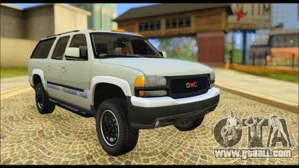 GMC Yukon XL 2003 v.2 for GTA San Andreas
