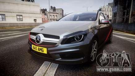 Mersedes-Benz A45 AMG PJs2 for GTA 4