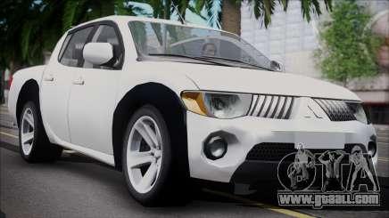 Mitsubishi Triton for GTA San Andreas