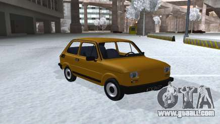 Fiat 126p FL for GTA San Andreas