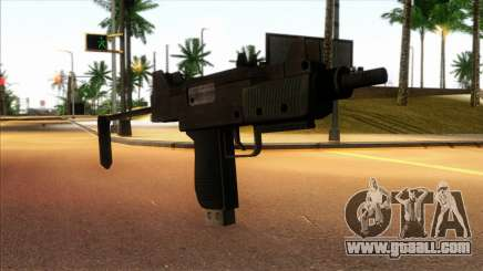 Micro SMG from GTA 5 for GTA San Andreas