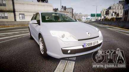 Renault Laguna III 2007 for GTA 4