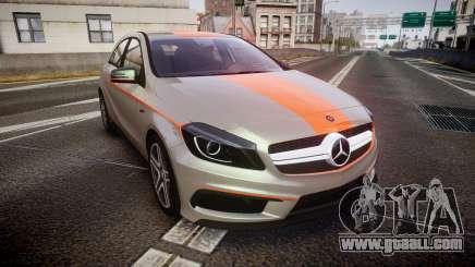 Mersedes-Benz A45 AMG PJs3 for GTA 4