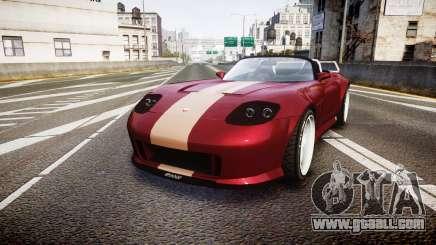 Bravado Banshee GTA V Style for GTA 4
