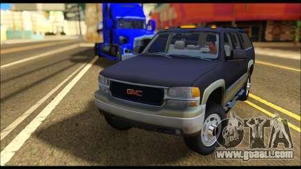 GMC Yukon XL 2003 for GTA San Andreas