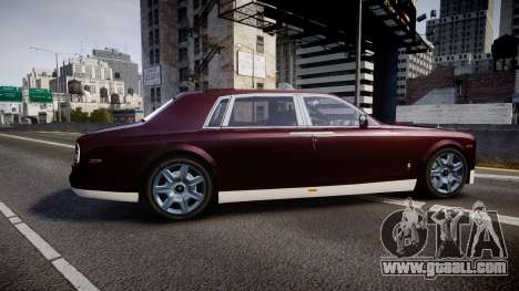 Rolls-Royce Phantom EWB v3.0 for GTA 4 left view