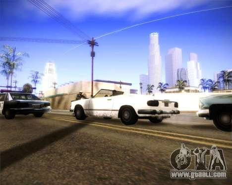 Glazed Graphics for GTA San Andreas