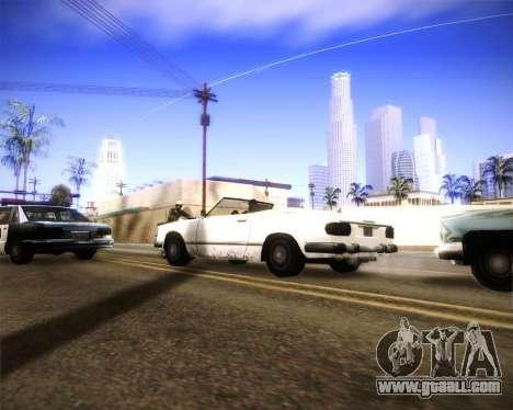 Glazed Graphics for GTA San Andreas third screenshot