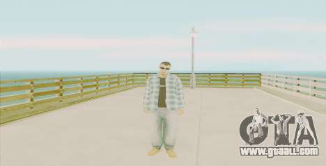 Ghetto Skin Pack for GTA San Andreas fifth screenshot