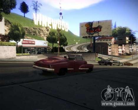 Glazed Graphics for GTA San Andreas forth screenshot