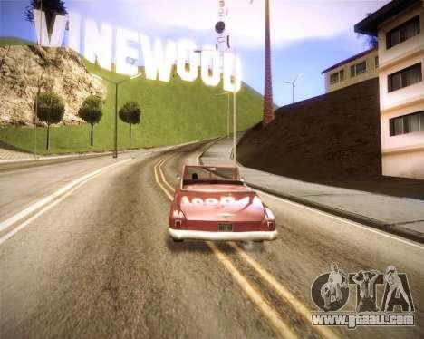 Glazed Graphics for GTA San Andreas