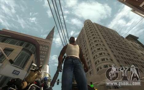 Classic Dark ENB for GTA San Andreas