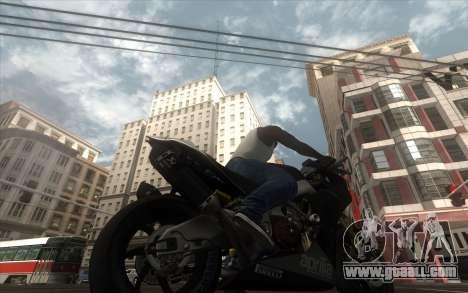Classic Dark ENB for GTA San Andreas second screenshot