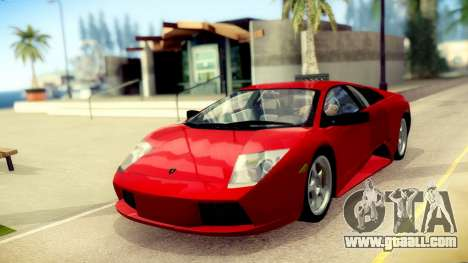 ENB Flash Real Overhaul for GTA San Andreas second screenshot