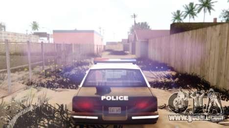 Miami Sunset ENB for GTA San Andreas third screenshot