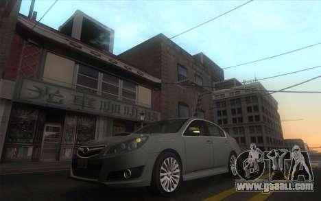 Classic Dark ENB for GTA San Andreas third screenshot