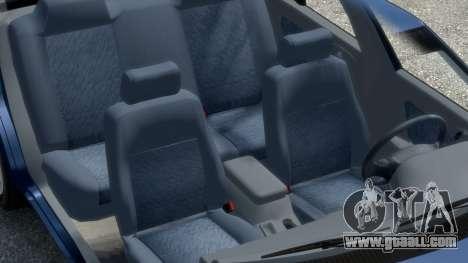 Daewoo Espero 1.5 GLX 1996 for GTA 4 engine