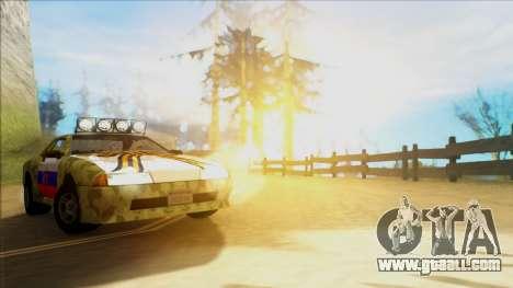 Elegy 23 February for GTA San Andreas