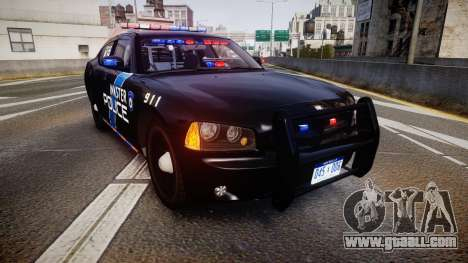 Dodge Charger 2010 Police K9 [ELS] for GTA 4