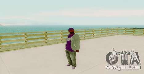Ghetto Skin Pack for GTA San Andreas ninth screenshot