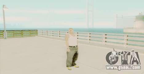 Ghetto Skin Pack for GTA San Andreas seventh screenshot