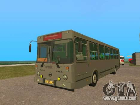 LiAZ 5256 for GTA San Andreas