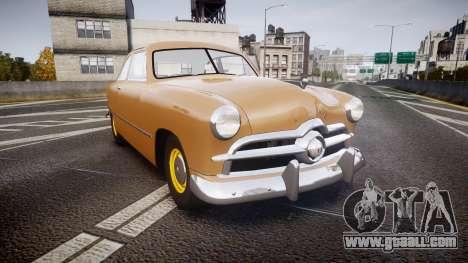 Ford Business 1949 v2.1 for GTA 4