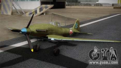 ИЛ-10 Korean Air Force for GTA San Andreas