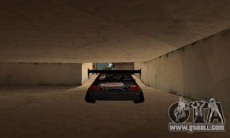 Mitsubishi Lancer Evo 9 VCDT V2 for GTA San Andreas inner view