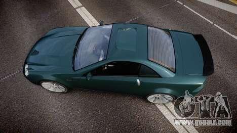 Benefactor Feltzer V8 Sport for GTA 4 right view