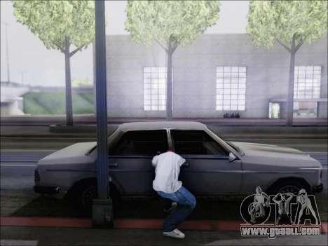 Hacking machine for GTA San Andreas second screenshot