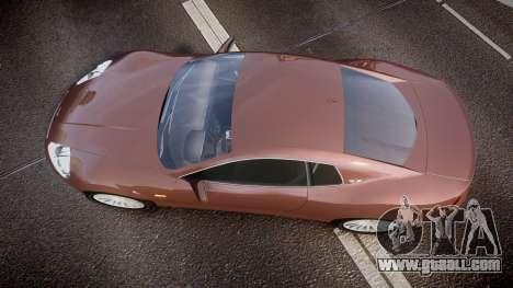 Dewbauchee XSL650R for GTA 4 right view