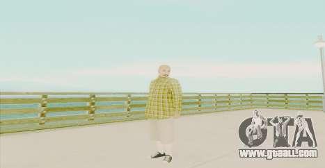 Ghetto Skin Pack for GTA San Andreas sixth screenshot