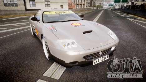 Ferrari 575M Maranello 2002 for GTA 4
