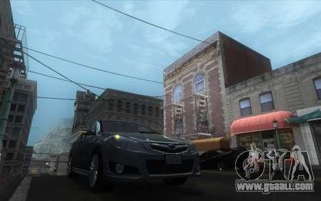 Classic Dark ENB for GTA San Andreas fifth screenshot